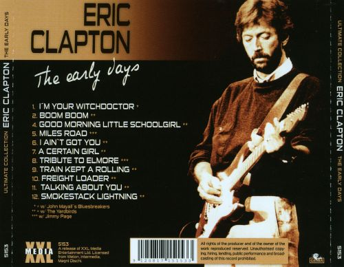 The Early Days: Ultimate Collection