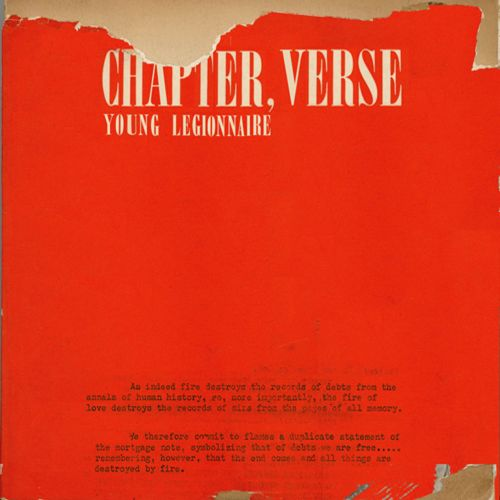 Chapter, Verse