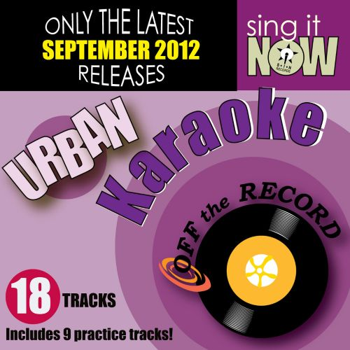September 2012 Urban Hits