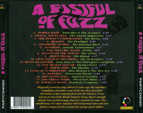 A  Fistful of Fuzz