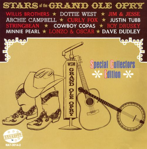 Stars of the Grand Ole Opry [Select-O-Hits]