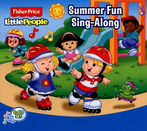 little people summer fun sing along various artists songs reviews credits allmusic. Black Bedroom Furniture Sets. Home Design Ideas