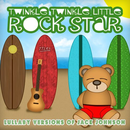 Lush Lullaby Renditions of Jack Johnson