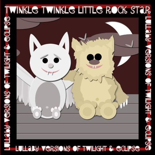 Lullaby Versions of Twilight & Eclipse