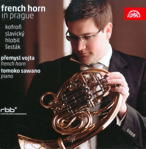 French Horn in Prague