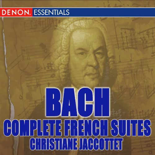J.S. Bach: French Suites