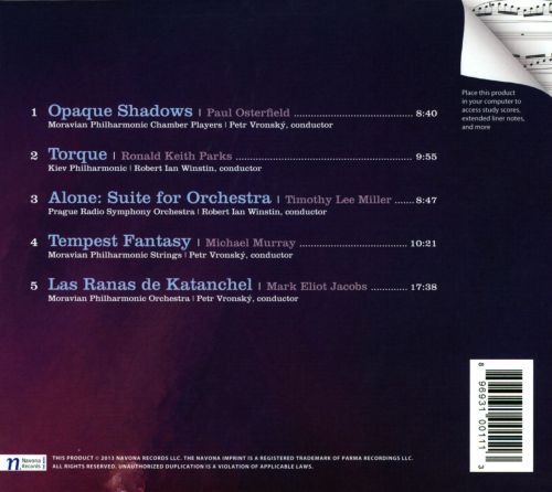 Spellbound: Captivating Works for Orchestra & Large Ensemble