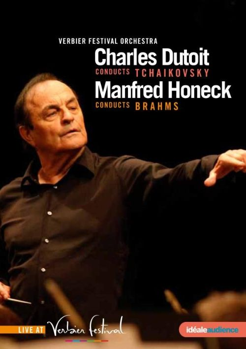 Charles Dutoit conducts Tchaikovsky; Manfred Honeck conducts Brahms [Video]