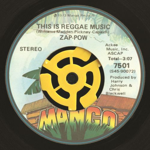 This is Reggae Music/Break Down the Barriers