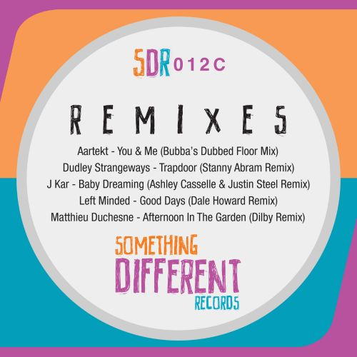 Remixes EP [Something Different]
