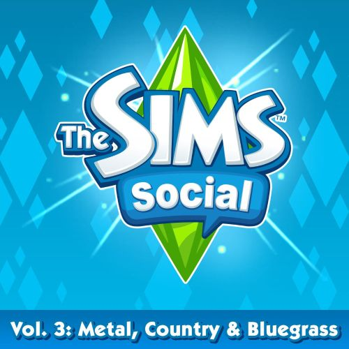 The  Sims Social Vol. 3: Metal, Country & Bluegrass
