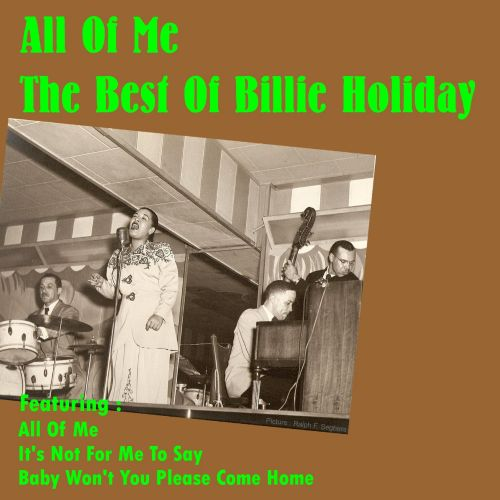 All of Me: The Best of Billie Holiday