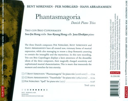 Phantasmagoria: Danish Piano Trios
