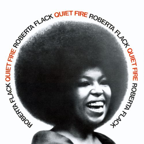 The 70 S Hairstyles: Quiet Fire - Roberta Flack