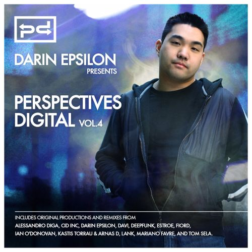 Darin Epsilon Presents Perspectives Digital, Vol. 4