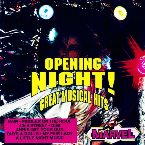 Opening Night: Great Musical Hits