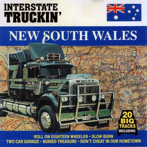 Interstate Truckin': New South Wales