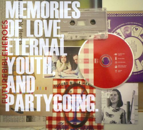 Memories of Love, Eternal Youth, and Partygoing.