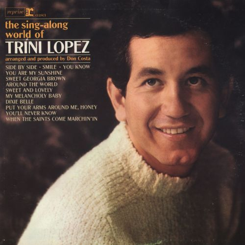 The Sing-Along World of Trini Lopez