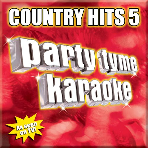 Party Tyme Karaoke: Country Hits, Vol. 5