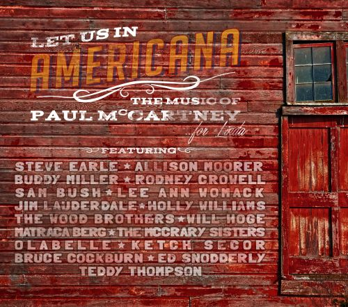 Let Us in Americana: The Music of Paul McCartney