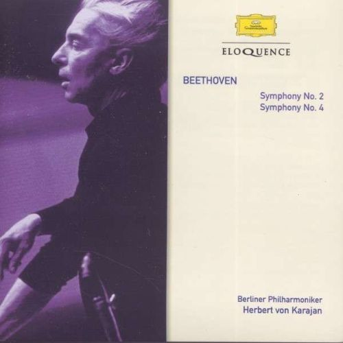 Beethoven: Sym No 2 & 4