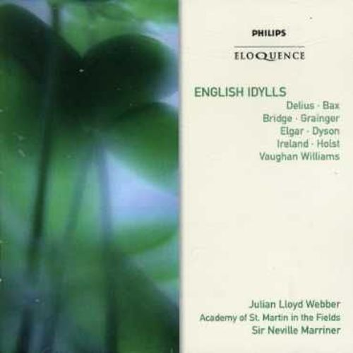 English Idylls: Delius, Bax, Bridge, Elgar, Dyson [Australia]