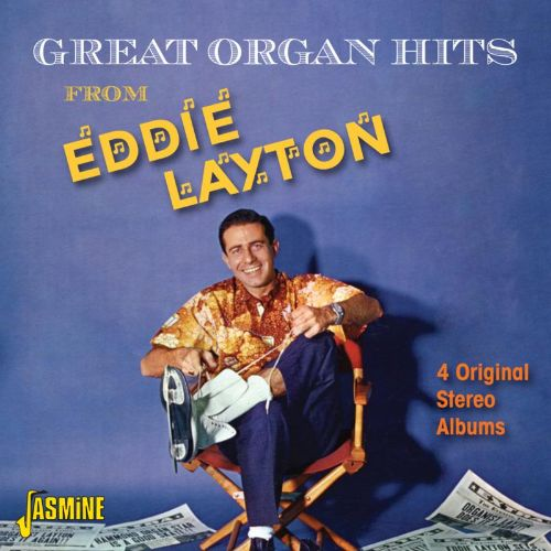 Great Organ Hits from: Four Classic Albums
