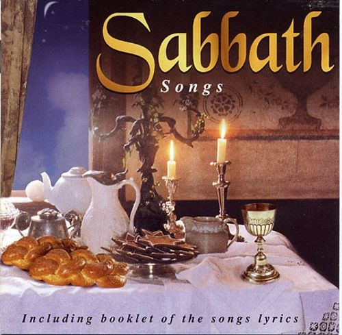 Shabbat Songs (With David Loden)