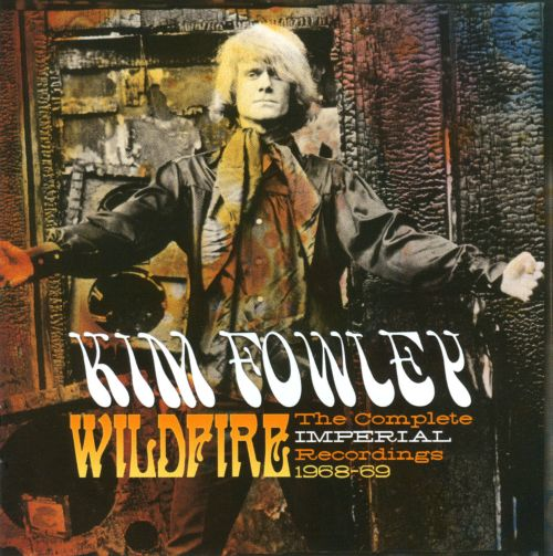 Wildfire: Complete Imperial Recordings 1968-1969
