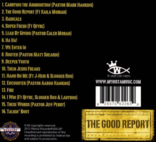 The  Good Report