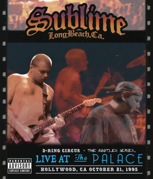 3 Ring Circus: Live at the Palace [Video]