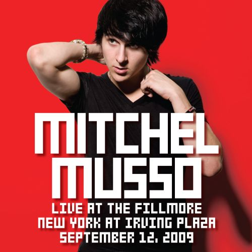 Mitchel Musso Live At The Fillmore New York At Irving Plaza September 12th, 2009 [Live Nation Studios]