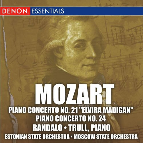 Great Mozart Piano Concertos: No. 21