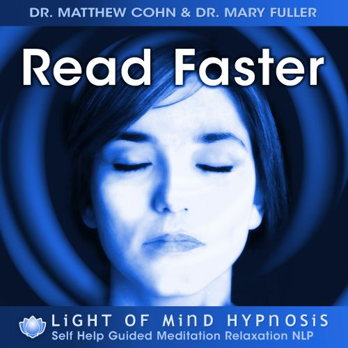 Read Faster Light of Mind Hypnosis Self Help Guided Meditation Relaxation NLP