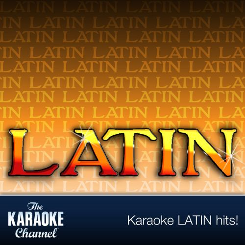 Sound Choice Karaoke: Latin, Vol. 3