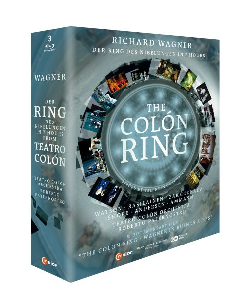 Wagner: The Colón Ring
