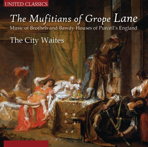 The Mufitians of Grope Lane
