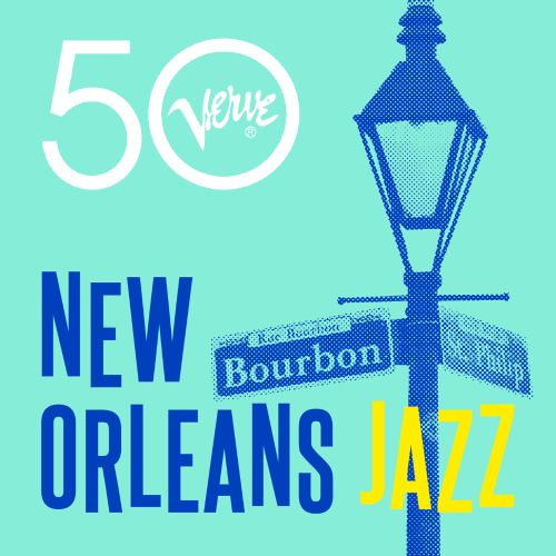 New Orleans Jazz: Verve 50