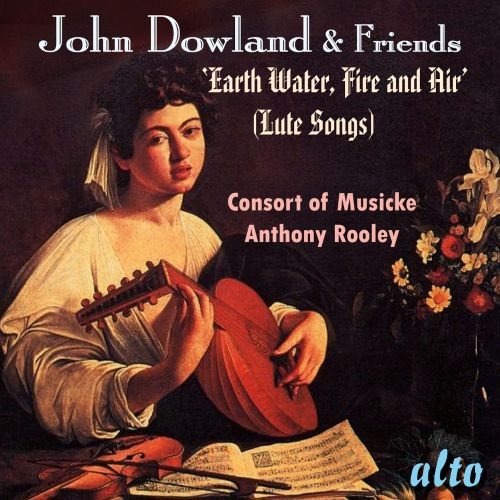 John Dowland & Friends: Lute Songs