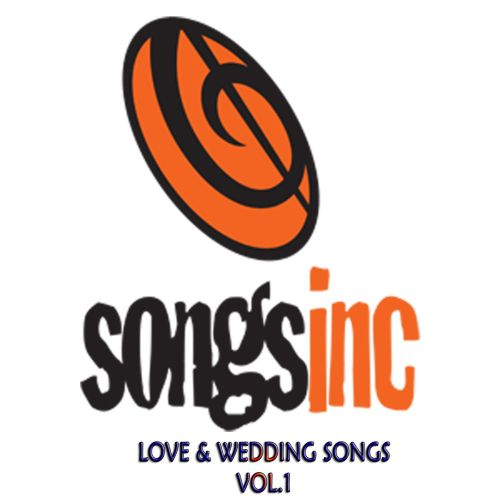 Songsinc Love & Wedding Songs, Vol.1