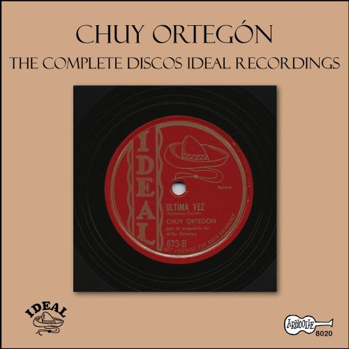 The Complete Discos Ideal Recordings