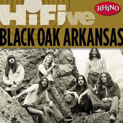 Rhino Hi-Five: Black Oak Arkansas