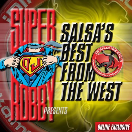 Salsa's Best from the West, Vol. 1
