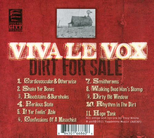 Dirt for Sale