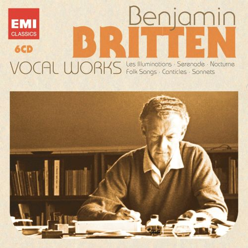 Benjamin Britten: Vocal Works