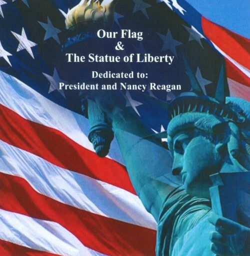 Our Flag & The Statue Of Liberty