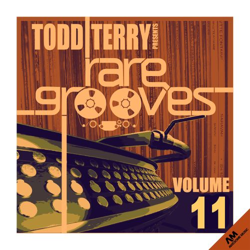 Todd Terry Presents Rare Grooves, Vol.11