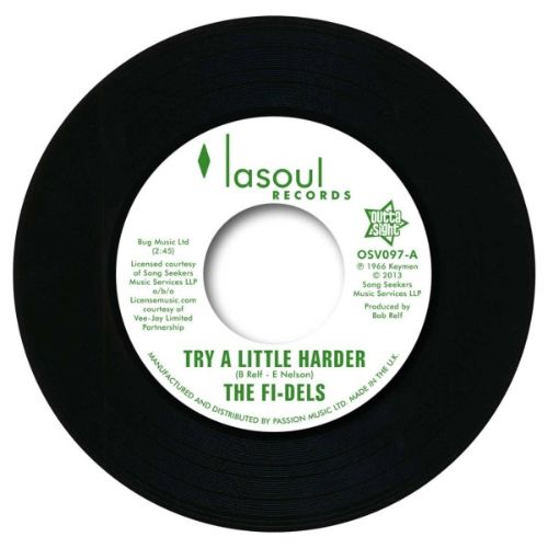 Try a Little Harder/You Never Do Right