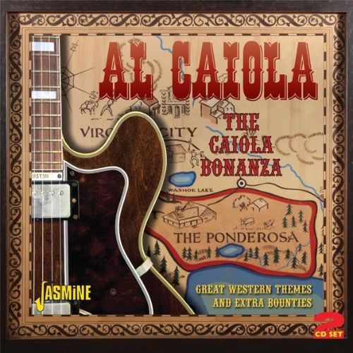 The  Caiola Bonanza: Great Western Themes and Extra Bounties